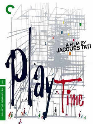 Playtime Play Time.Diễn Viên: Jacques Tati,Barbara Dennek,Rita Maiden