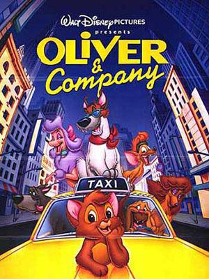 Oliver Và Những Người Bạn Oliver & Company.Diễn Viên: Joey Lawrence,Billy Joel,Cheech Marin