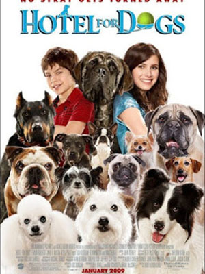 Khách Sạn Cún Cưng Hotel For Dogs.Diễn Viên: Emma Roberts,Jake T Austin,Lisa Kudrow