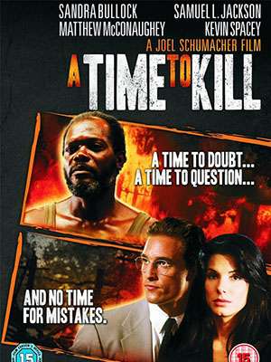 Một Thời Để Giết A Time To Kill.Diễn Viên: Matthew Mcconaughey,Sandra Bullock,Samuel L Jackson,Kevin Spacey,Oliver Platt,Charles S