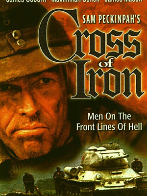 Vượt Qua Thử Thách Cross Of Iron.Diễn Viên: James Coburn,Maximilian Schell,James Mason,David Warner,Klaus Löwitsch,Vadim Glowna