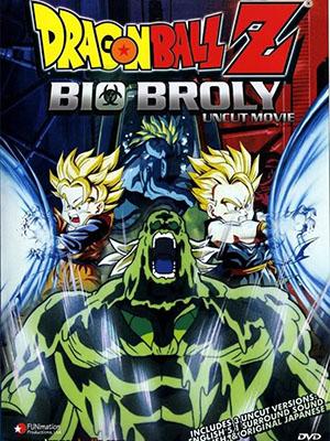 7 Viên Ngọc Rồng: Broly Đệ Nhị Dragon Ball Z: Bio Broly.Diễn Viên: Masako Nozawa,Takeshi Kusao,Daisuke Gôri,Mayumi Tanaka,Miki Itô,Naoki Tatsuta