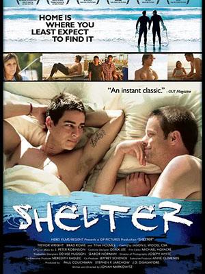 Ẩn Trốn Shelter.Diễn Viên: Trevor Wright,Brad Rowe,Tina Holmes,Albert Reed,Joy Gohring,Don Margolin