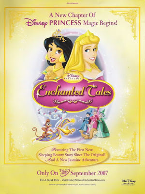 Theo Đuổi Giấc Mơ - Disney Princess Enchanted Tales Follow Your Dreams