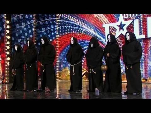 :)) Tiết mục hay nhất của Britain's Got Talent