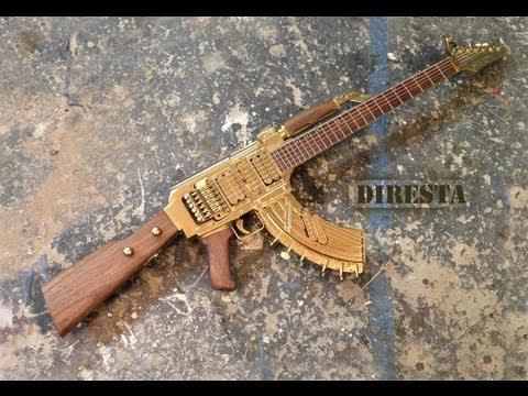 Guitar  AK47