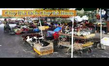 Đi chợ Dĩa đến chợ Bà Hom saigon