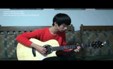 (Miley Cyrus) Wrecking Ball - Guitar Cover  Sungha Jung