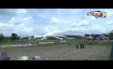 Festival tên lửa mini ở Thái Lan