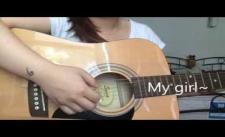 [Live acoustic] Em của ngày hôm qua - M-TP - English & Vietnamese cover (short version)