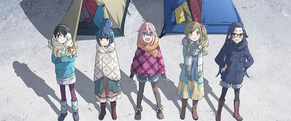 Yuru Camp△ 2Nd Season - Laid-Back Camp: Yurukyan (Tập 13/13)