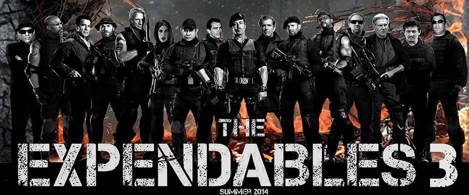 Biệt Đội Đánh Thuê 3 - The Expendables 3 Thuyết Minh