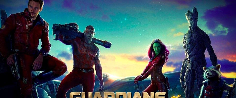 Vệ Binh Dải Ngân Hà - Guardians Of The Galaxy Thuyết Minh