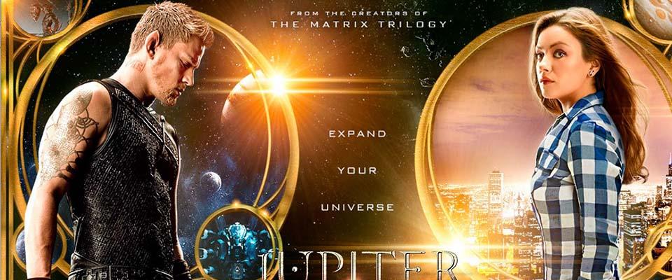 Người Thừa Kế Vũ Trụ - Nữ Vương Vũ Trụ: Jupiter Ascending Thuyết Minh