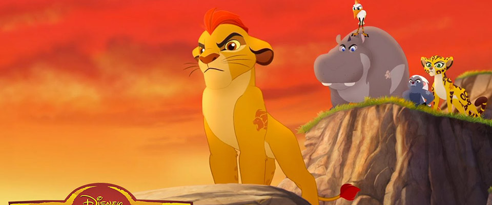 Vệ Sĩ Sư Tử: Tiếng Gầm Trở Lại - The Lion Guard: Return Of The Roar