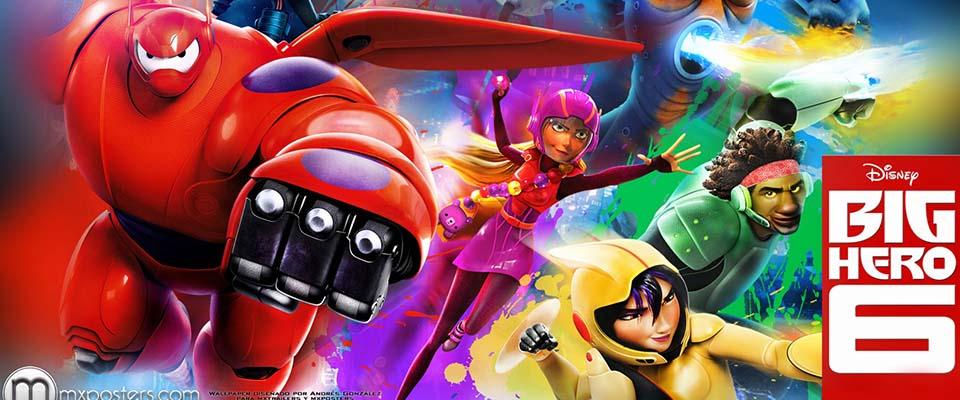 Biệt Đội Big Hero 6 - Big Hero 6 Thuyết Minh
