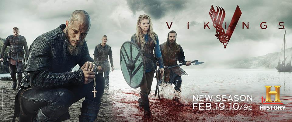 Huyền Thoại Vikings Phần 3 - Vikings Season 3 (Tập 10/10)