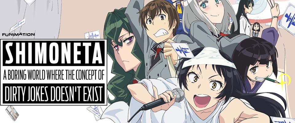 Shimoneta To Iu Gainen Ga Sonzai Shinai Taikutsu Na Sekai - A Boring World Where The Concept Of Dirty Jokes Doesnt Exist (Tập 12/12)
