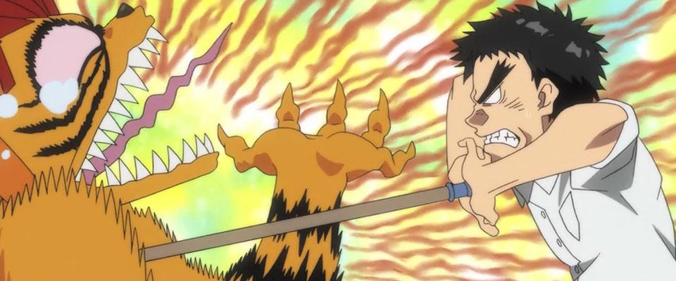 Ushio To Tora (Tv) - Ushio And Tora (Tập 26/26)