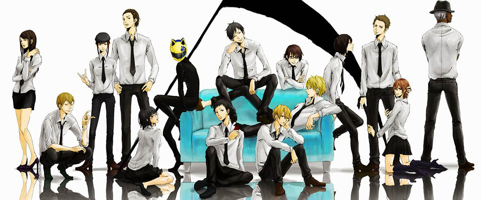 Durarara X2 Ten - Second Cours Of The Second Durarara!! (Tập 12+ova/12)