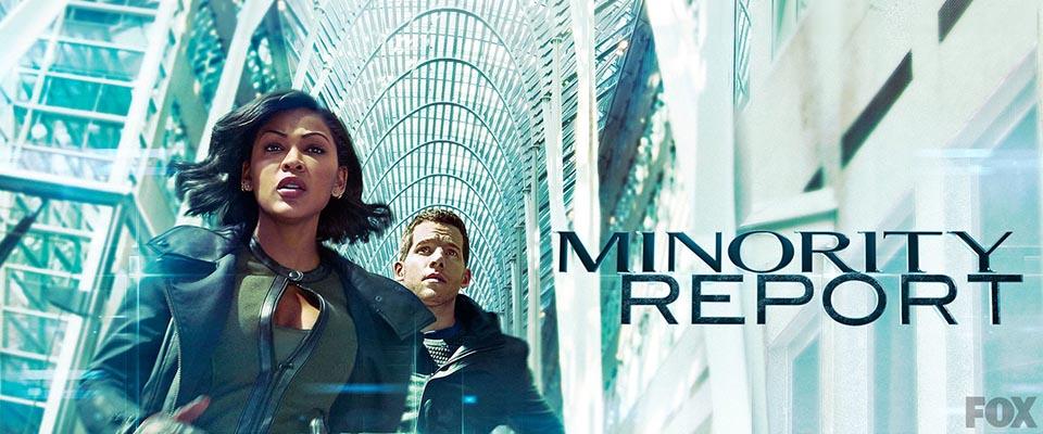Bản Báo Cáo Thiểu Số Phần 1 - Minority Report Season 1 (Tập 10/??)