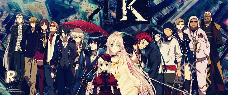 K-Project Sequel, K 2Nd Season - K Return Of Kings: Sự Trở Về Của Các Đế Vương (Tập 13/13)
