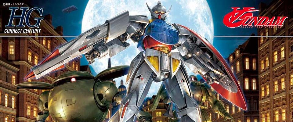 Egturn-A Gundam - Mobile Suit Gundam Turn A (Tập 7/50)
