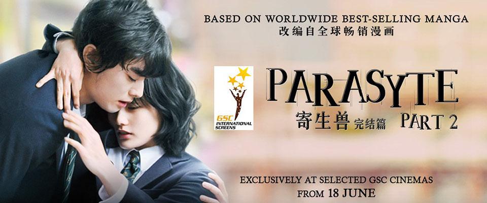 Ký Sinh Thú Phần 2 - Parasyte Live-Action Part 2