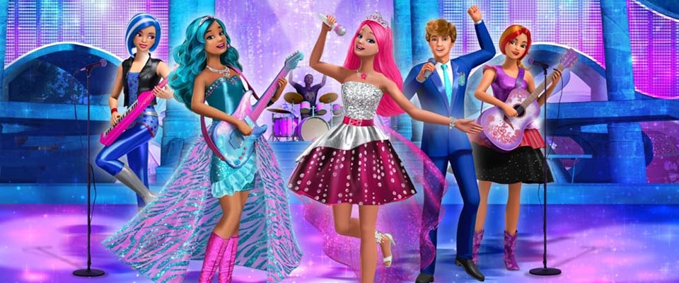 Barbie Và Nhạc Hội Hoàng Gia - Barbie In Rock n Royals